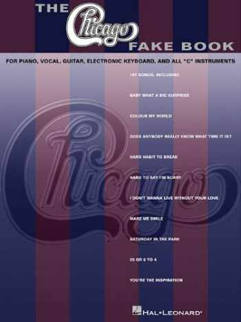 9780793570775-0793570778-The Chicago Fake Book