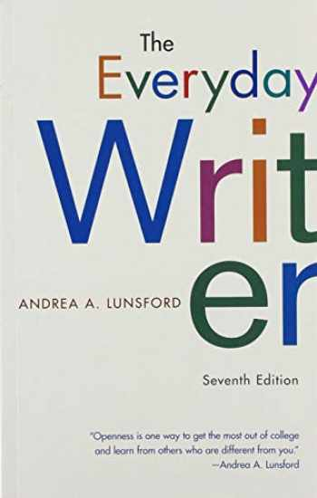 9781319352790-1319352790-The Everyday Writer 7e (Paper Text) & Documenting Sources in APA Style: 2020 Update