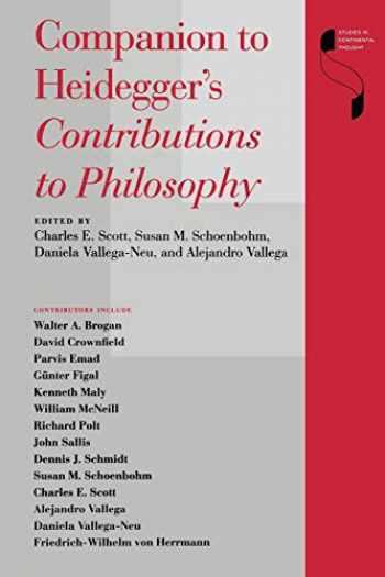 9780253214652-0253214653-Companion to Heidegger's Contributions to Philosophy: