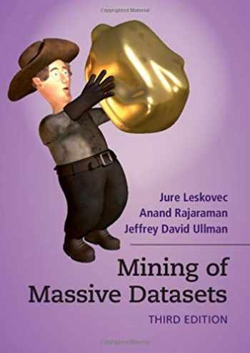 9781108476348-1108476341-Mining of Massive Datasets