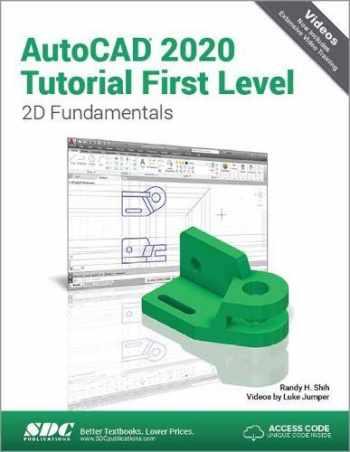 9781630572686-1630572683-AutoCAD 2020 Tutorial First Level 2D Fun