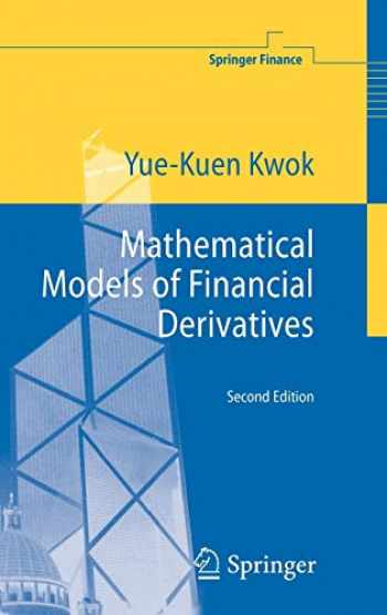 9783540422884-3540422889-Mathematical Models of Financial Derivatives (Springer Finance)