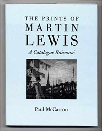 9780962823411-0962823414-The Prints of Martin Lewis: A Catalogue Raisonne