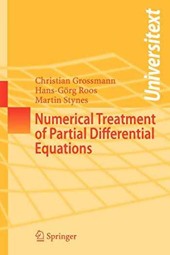 9783540715825-3540715827-Numerical Treatment of Partial Differential Equations (Universitext)
