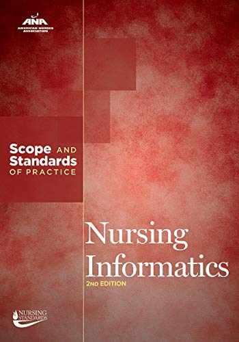 9781558105799-1558105794-Nursing Informatics: Scope and Standards of Practice