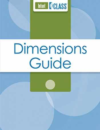9781598578119-1598578111-Classroom Assessment Scoring System® (CLASS™) Dimensions Guide, Infant