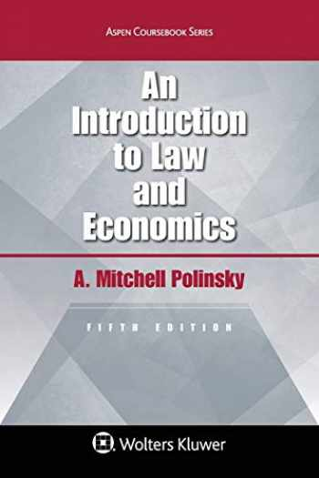 9781454894070-1454894075-An Introduction To Law and Economics (Aspen Coursebook)