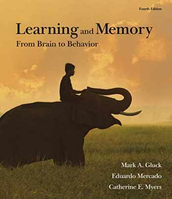9781319107383-1319107389-Learning and Memory: From Brain to Behavior