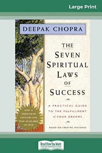9780369304292-0369304292-The Seven Spiritual Laws of Success: A Practical Guide to the Fulfillment of Your Dreams (16pt Large Print Edition)