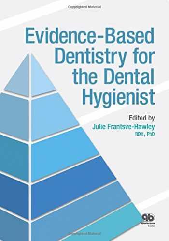 9780867156461-0867156465-Evidence-Based Dentistry for the Dental Hygienist