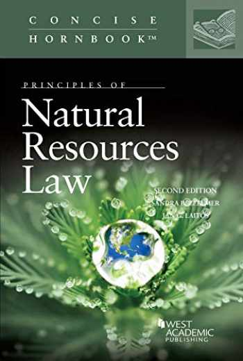 9781640206069-164020606X-Principles of Natural Resources Law (Concise Hornbook Series)