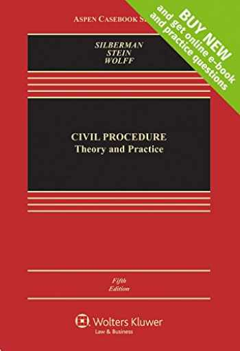 9781454875734-1454875739-Civil Procedure: Theory and Practice [Connected Casebook] (Aspen Casebook)