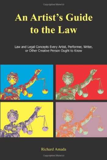 9781585103560-158510356X-An Artist's Guide to the Law