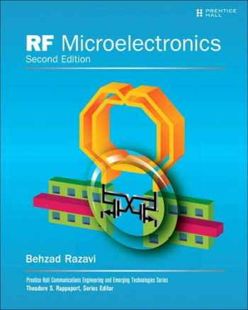 9780137134731-0137134738-RF Microelectronics (2nd Edition) (Communications Engineering & Emerging Technology Series from Ted Rappaport)