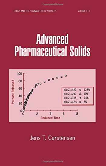 9780824704315-0824704312-Advanced Pharmaceutical Solids (Drugs and the Pharmaceutical Sciences)