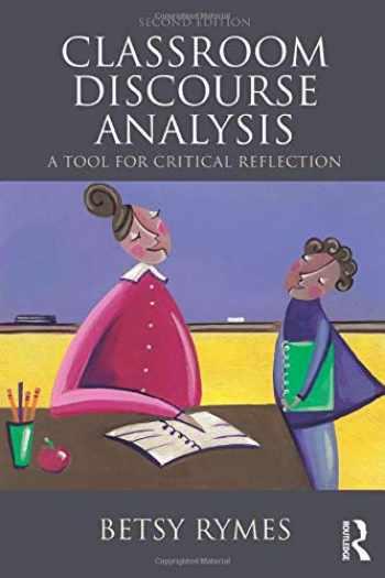9781138024632-1138024635-Classroom Discourse Analysis