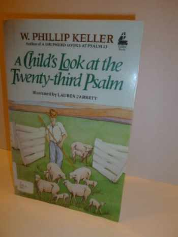 9780385154574-0385154577-A Child's Look at the 23rd Psalm