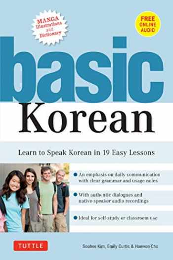 9780804852449-0804852448-Basic Korean: Learn to Speak Korean in 19 Easy Lessons (Companion Online Audio and Dictionary)