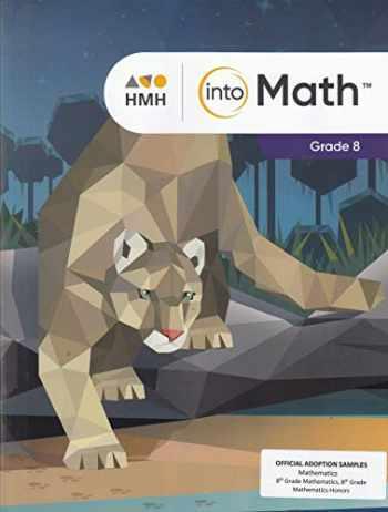 9780358116042-035811604X-HMH: into Math Student workbook Grade 8