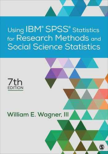 9781506389004-1506389007-Using IBM® SPSS® Statistics for Research Methods and Social Science Statistics