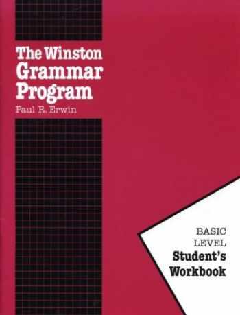 9780838851135-0838851134-The Winston Grammar Program: Basic Level Student's Workbook