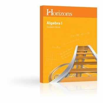 9780740325533-0740325531-Alpha Omega Publications JMS081 Horizons Math 8 Student Book