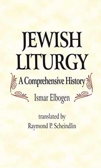 9780827604452-0827604459-Jewish Liturgy: A Comprehensive History