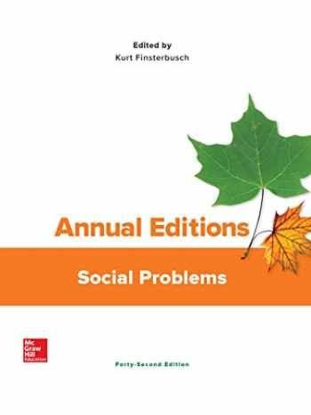 9781260488364-1260488365-Annual Editions: Social Problems