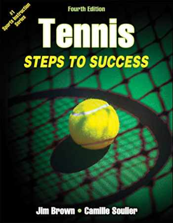 9781450432085-1450432085-Tennis: Steps to Success (STS (Steps to Success Activity)