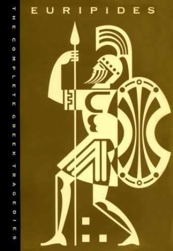 9780226307671-0226307670-The Complete Greek Tragedies, Volume 4: Euripides (Complete Greek Tragedies)