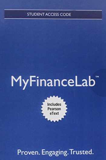 9780134099170-0134099176-MyLab Finance with Pearson eText -- Access Card -- for Corporate Finance (Myfinancelab)