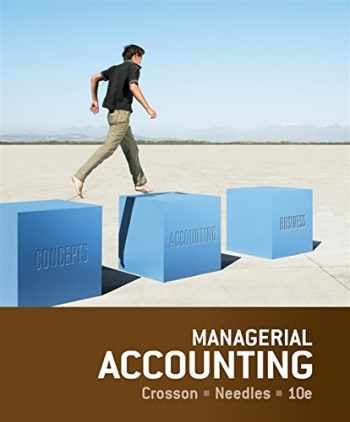 9781133940593-1133940595-Managerial Accounting