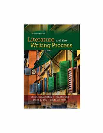 9780134117904-0134117905-Literature and the Writing Process (11th Edition)