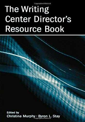 9780805856088-0805856080-The Writing Center Director's Resource Book