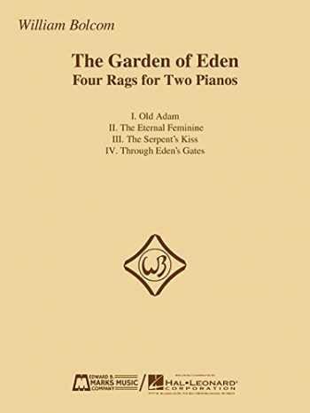 9780634073045-0634073044-The Garden of Eden: Four Rags for Two Pianos