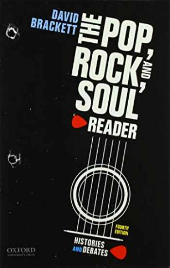 9780190843595-0190843594-The Pop, Rock, and Soul Reader: Histories and Debates
