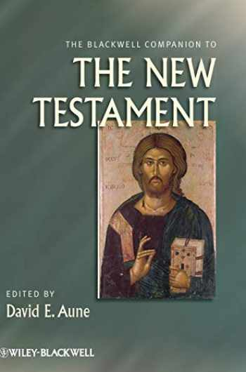 9781405108256-1405108258-The Blackwell Companion to The New Testament