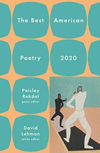 9781982106607-1982106603-The Best American Poetry 2020 (The Best American Poetry series)