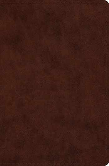 9781433546860-1433546868-ESV Compact Bible (TruTone, Brown)