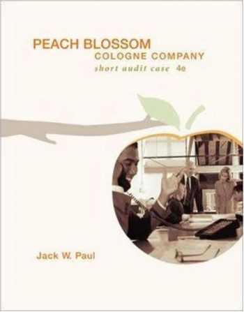 9780073276595-0073276596-Peach Blossom Cologne Company with CD