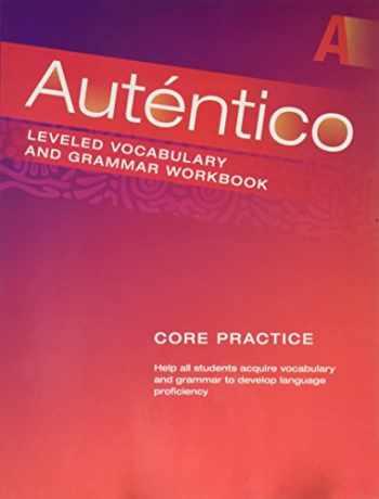 9780328923779-032892377X-Autentico 2018 Leveled Vocab and Grammar Workbook Level a