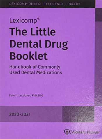9781591953838-1591953839-Little Dental Drug Booklet 2020-2021