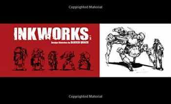 9781624650154-1624650155-Inkworks: Darren Quach Sketchbook Vol. 01