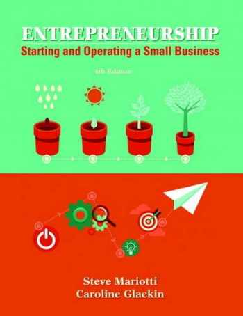 9780133934458-0133934454-Entrepreneurship: Starting and Operating A Small Business