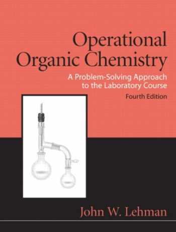 9780136000921-0136000924-Operational Organic Chemistry (4th Edition)
