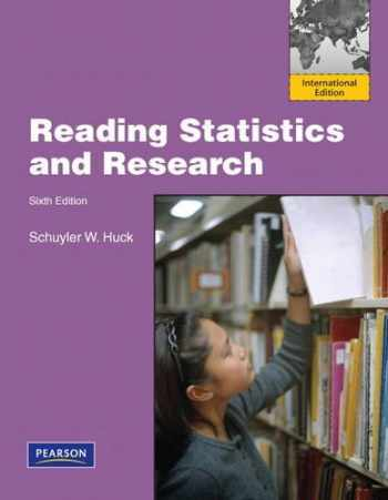 9780132659093-0132659093-Reading Statistics and Research