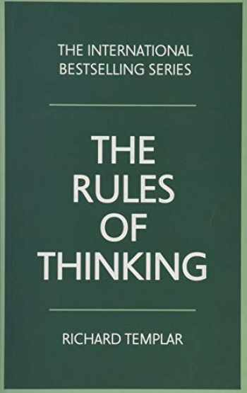 9781292263809-1292263806-The Rules of Thinking: A personal code to think yourself smarter, wiser and happier