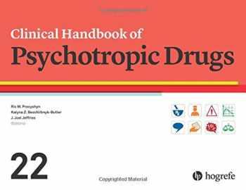 9780889374966-0889374961-Clinical Handbook of Psychotropic Drugs