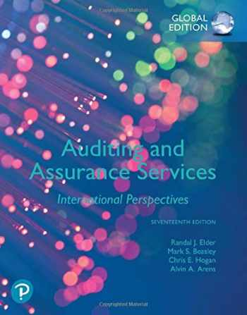 9781292311982-1292311983-Auditing and Assurance Services, Global Edition