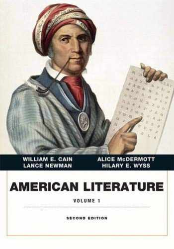 9780134053325-013405332X-American Literature, Volume I